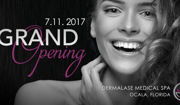 DermaLase Medical Spa Grand Opening