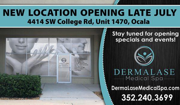 Dermalase new location